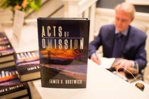 bostwick book release