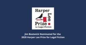 harper lee prize for legal fiction