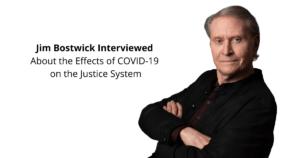 jim bostwick interviewed