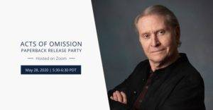 acts of omission paperback release rsvp