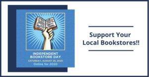 independent bookstore day 2020