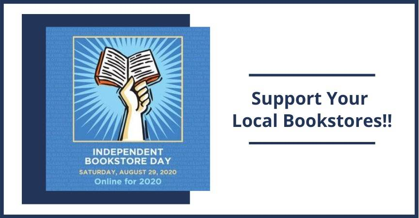 Ways to Support Your Local Bookstores on Independent Bookstore Day!