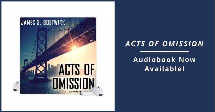 Listen Up! Acts of Omission Audiobook Now Available