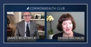 james bostwick commonwealth club of california interview
