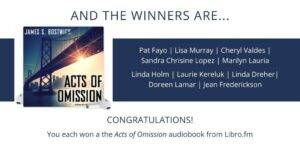 winners acts of omission libro.fm fb